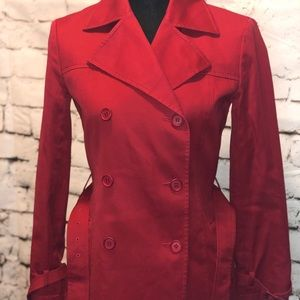Woman's Red Viva You jacket